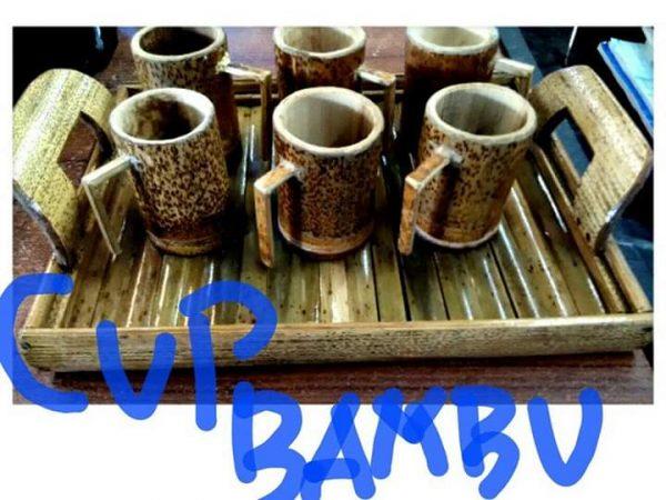 cup bambu